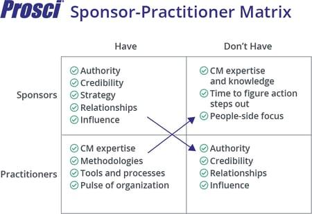 Sponsor-Practitioner Matrix-Crossover