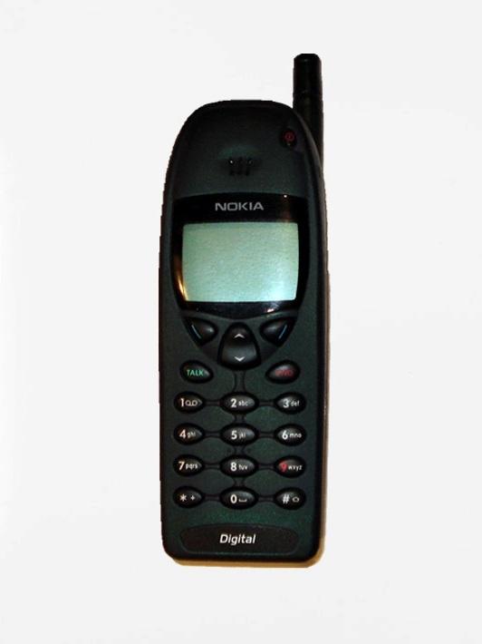 Nokia 6120 in 1998