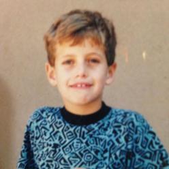 Robert in 1998