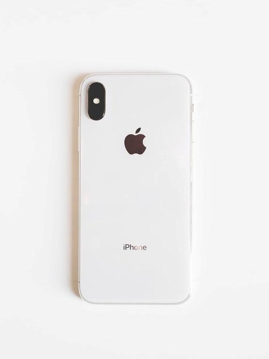iPhone X in 2018